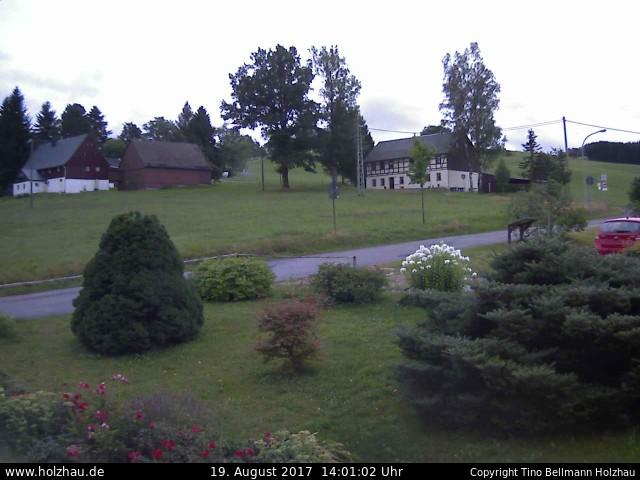 Wetter am 19.08.2017 in Holzhau (Erzgebirge)
