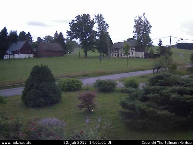 Wetter am 20.07.2017 in Holzhau (Erzgebirge)