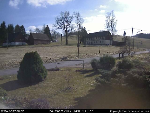 Wetter am 24.03.2017 in Holzhau (Erzgebirge)