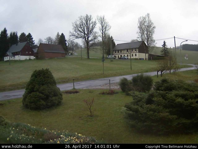 Wetter am 26.04.2017 in Holzhau (Erzgebirge)