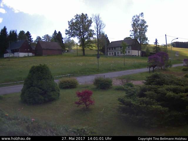 Wetter am 27.05.2017 in Holzhau (Erzgebirge)