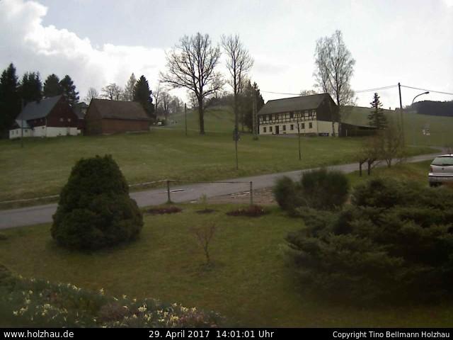 Wetter am 29.04.2017 in Holzhau (Erzgebirge)