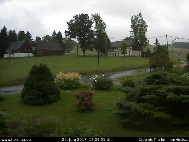 Wetter am 29.06.2017 in Holzhau (Erzgebirge)