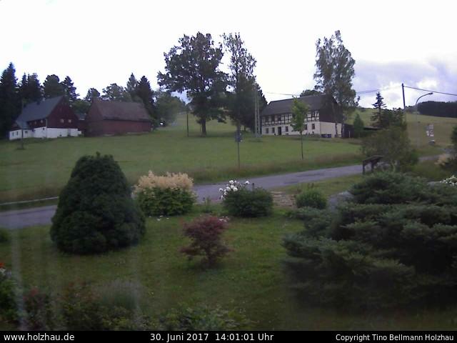 Wetter am 30.06.2017 in Holzhau (Erzgebirge)