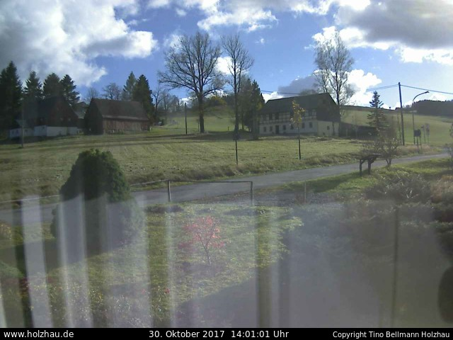 Wetter am 30.10.2017 in Holzhau (Erzgebirge)