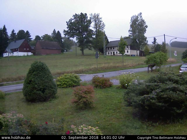 Holzhau Webcam 02.09.2018