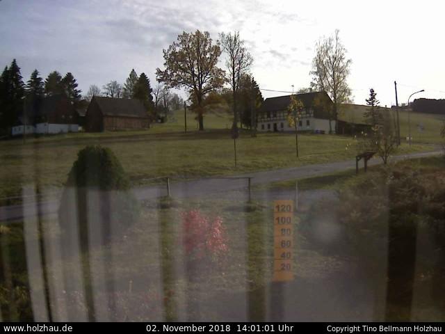 Wetter am 02.11.2018 in Holzhau (Erzgebirge)