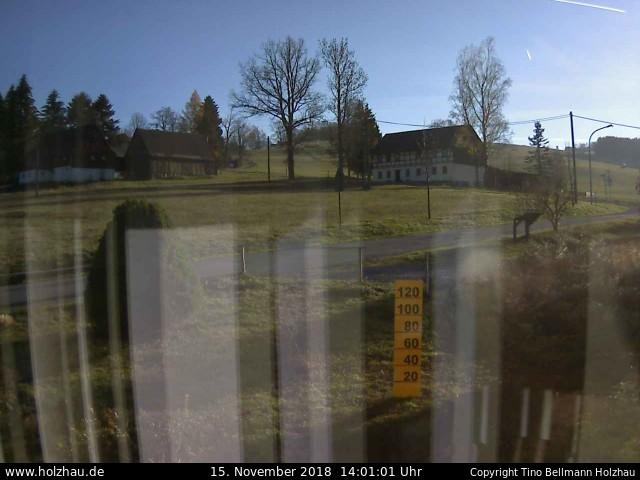Holzhau Webcam 15.11.2018