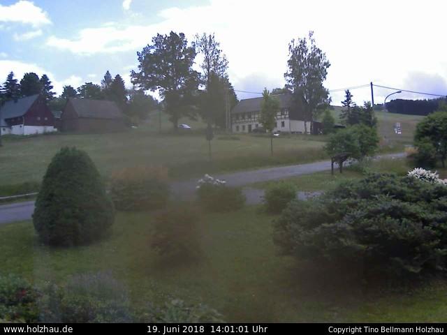Wetter am 19.06.2018 in Holzhau (Erzgebirge)