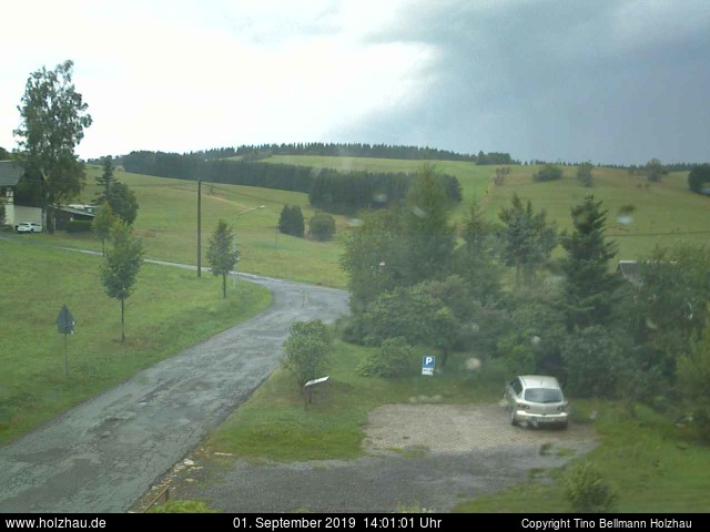 Holzhau Webcam 01.09.2019