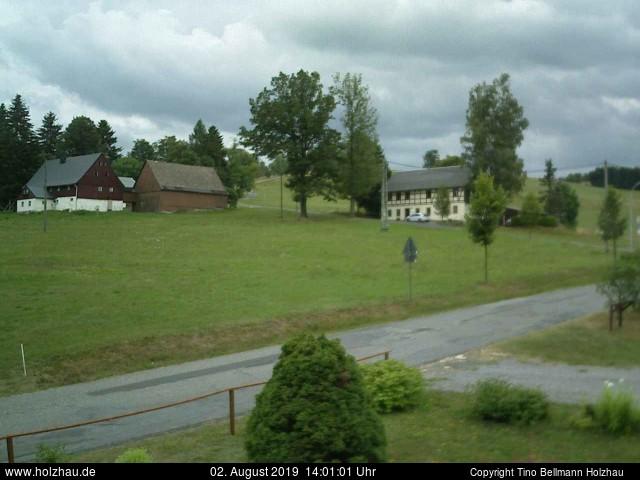 Wetter am 02.08.2019 in Holzhau (Erzgebirge)