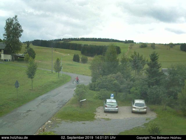Holzhau Webcam 02.09.2019