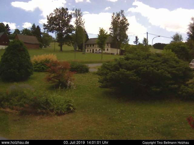 Holzhau Webcam 03.07.2019