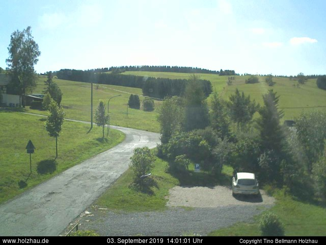 Holzhau Webcam 03.09.2019