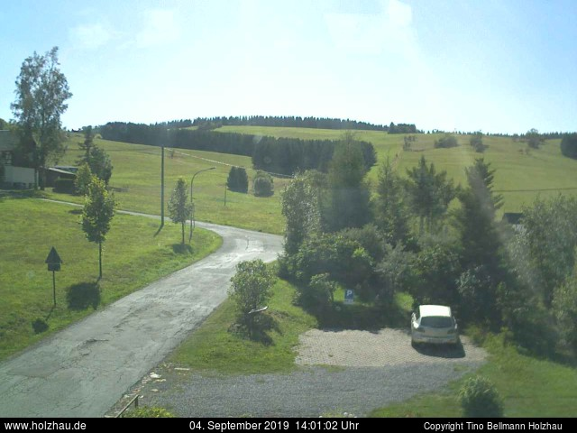 Holzhau Webcam 04.09.2019