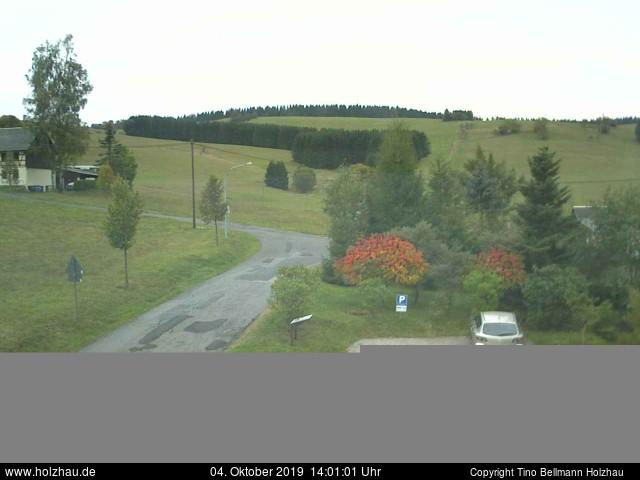 Holzhau Webcam 04.10.2019