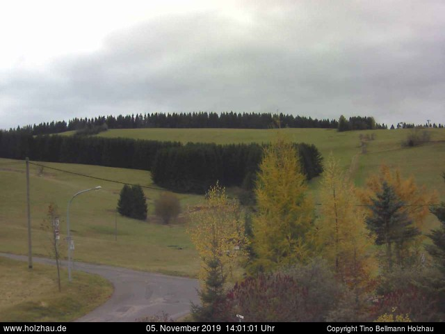 Holzhau Webcam 05.11.2019
