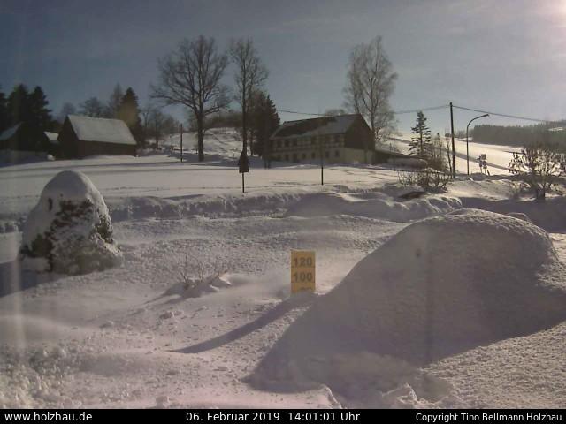Holzhau Webcam 06.02.2019