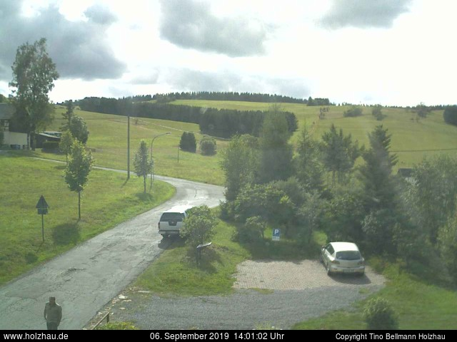 Holzhau Webcam 06.09.2019