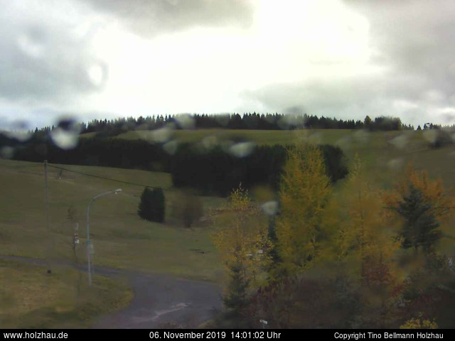 Holzhau Webcam 06.11.2019