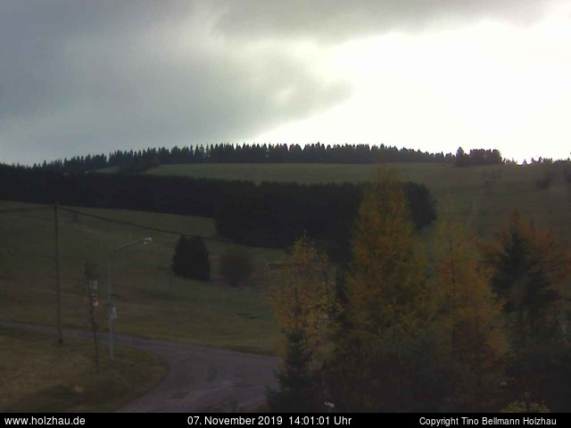 Holzhau Webcam 07.11.2019