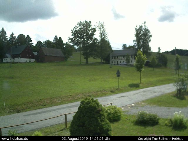 Holzhau Webcam 08.08.2019