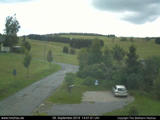 Holzhau Webcam 08.09.2019
