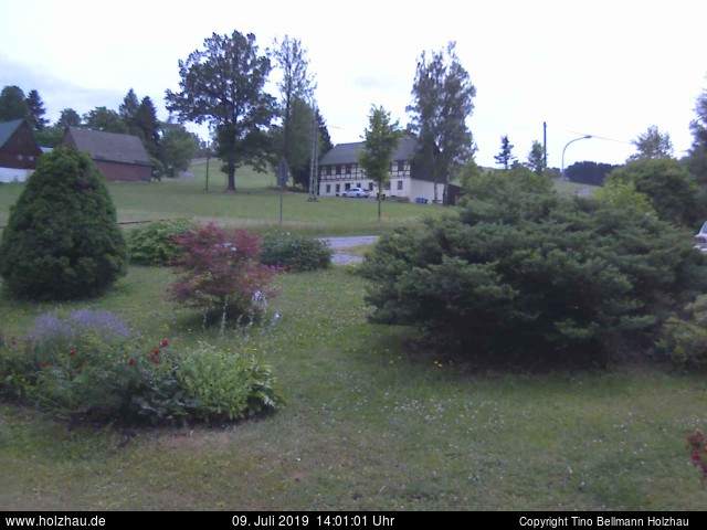 Holzhau Webcam 09.07.2019