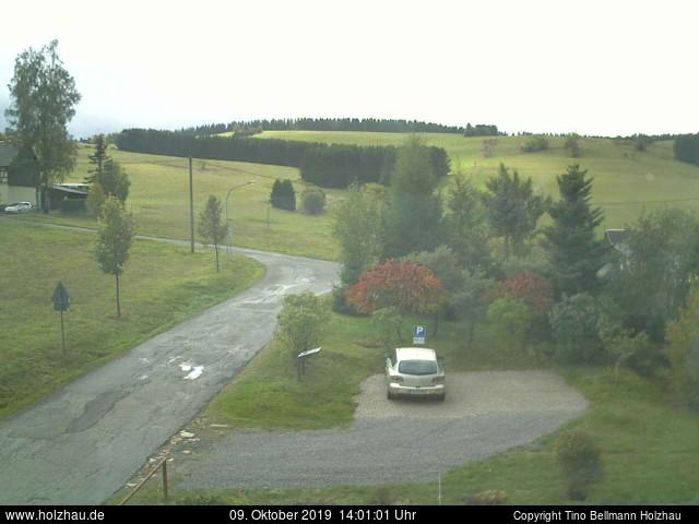 Holzhau Webcam 09.10.2019