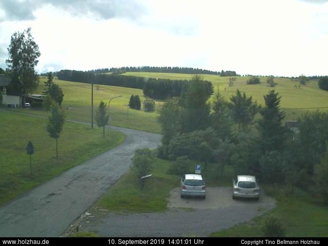 Holzhau Webcam 10.09.2019