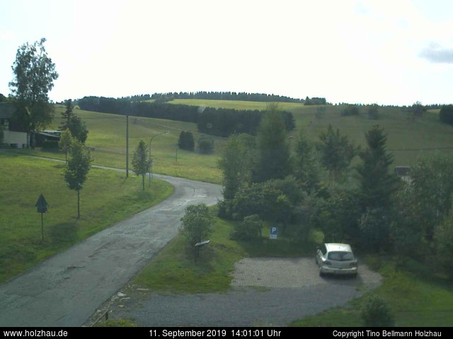 Holzhau Webcam 11.09.2019