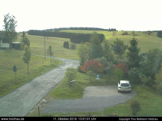 Holzhau Webcam 11.10.2019