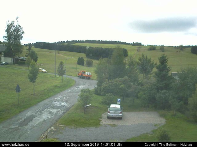 Holzhau Webcam 12.09.2019