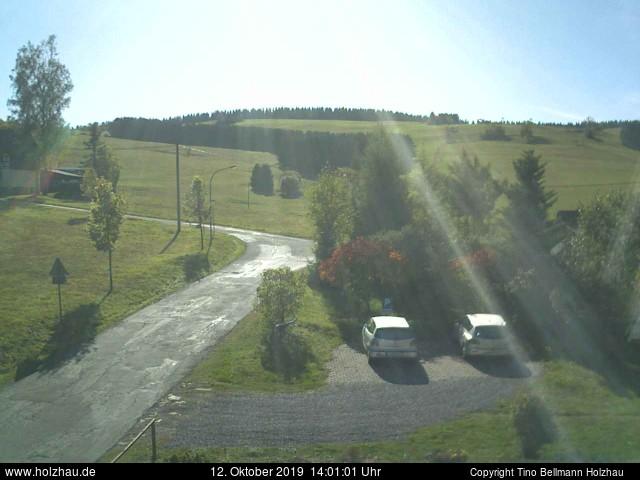 Wetter am 12.10.2019 in Holzhau (Erzgebirge)