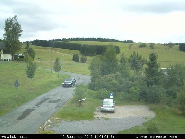 Holzhau Webcam 13.09.2019