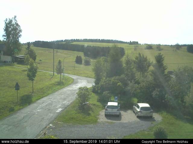 Holzhau Webcam 15.09.2019