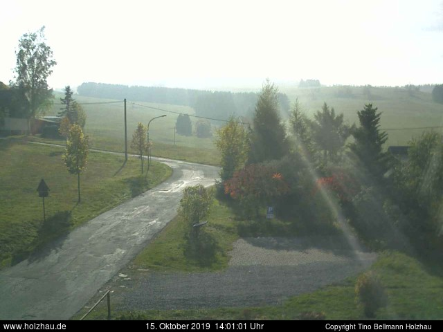 Holzhau Webcam 15.10.2019
