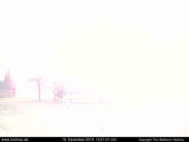 Holzhau Webcam 16.12.2019