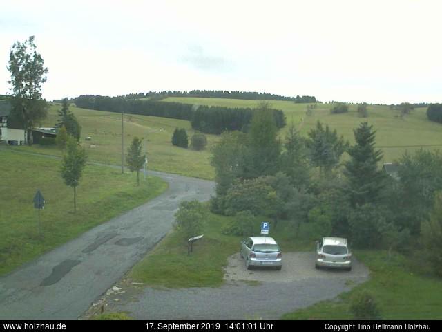 Holzhau Webcam 17.09.2019