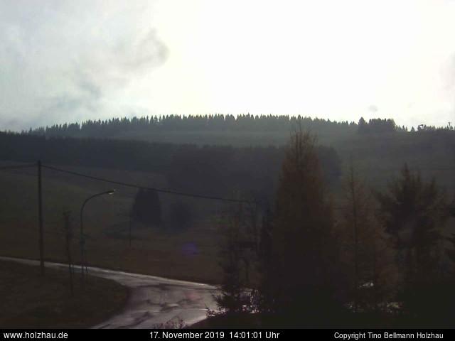 Holzhau Webcam 17.11.2019