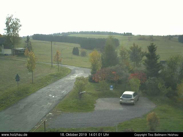 Holzhau Webcam 18.10.2019