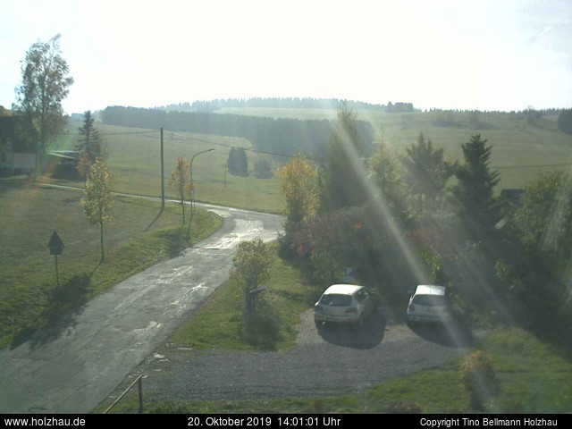 Holzhau Webcam 20.10.2019