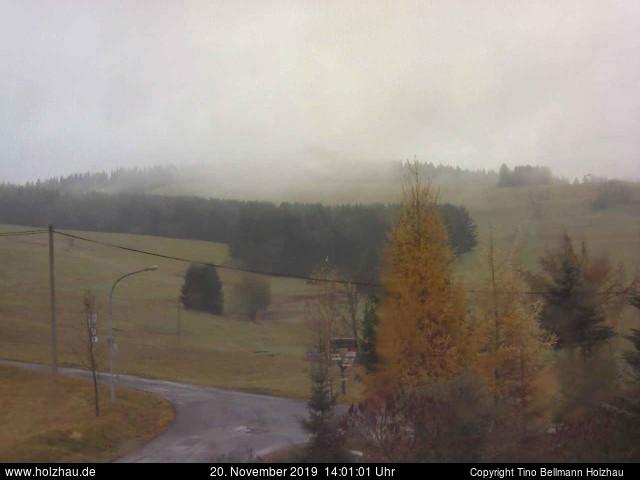 Holzhau Webcam 20.11.2019