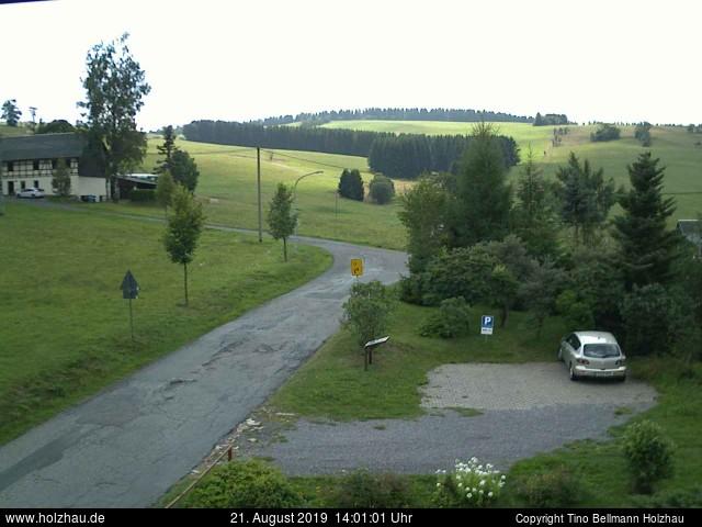 Holzhau Webcam 21.08.2019