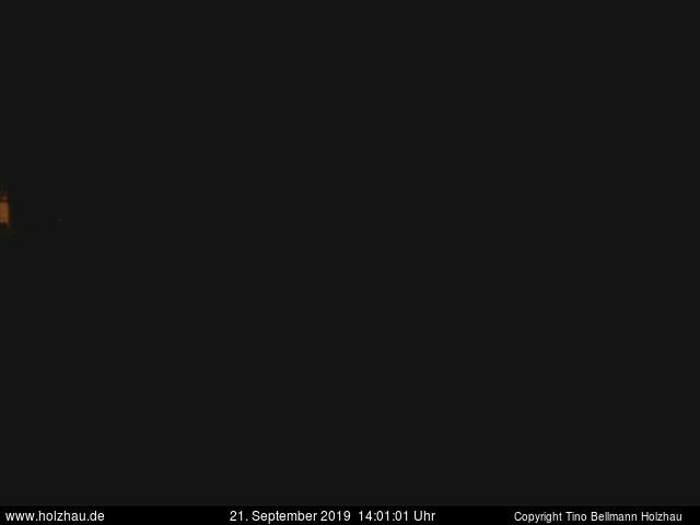 Holzhau Webcam 21.09.2019