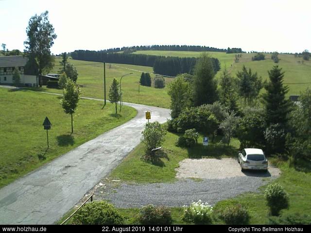 Holzhau Webcam 22.08.2019