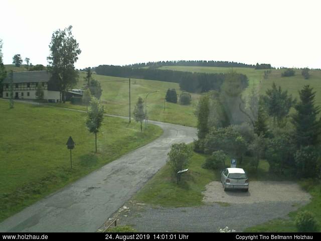 Holzhau Webcam 24.08.2019