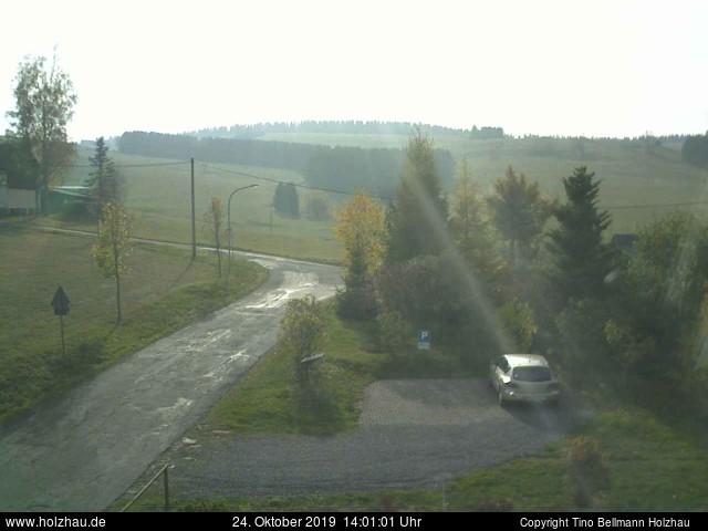 Holzhau Webcam 24.10.2019