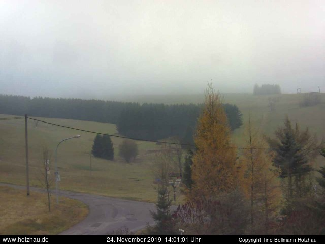 Holzhau Webcam 24.11.2019