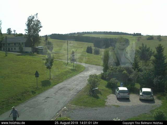 Holzhau Webcam 25.08.2019